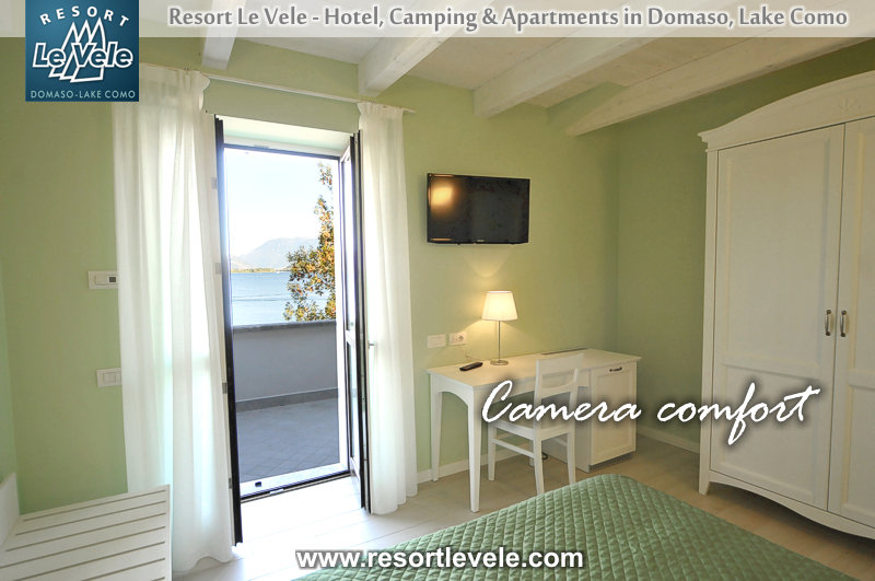 room villa carolina domaso lake como